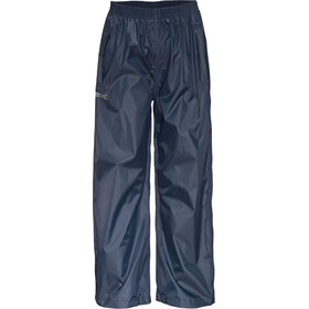 Regatta Pack-It Cubrepantalones Niños, midnight